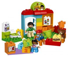 LEGO DUPLO® 10833 Przedszkole