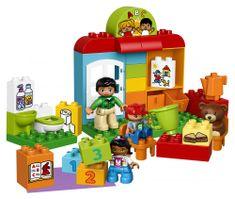 LEGO® DUPLO 10833 - Óvoda