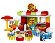 LEGO® DUPLO 10834 Pizzéria
