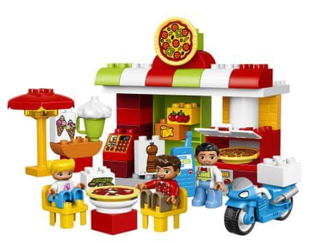 LEGO DUPLO® 10834 Pizzerie