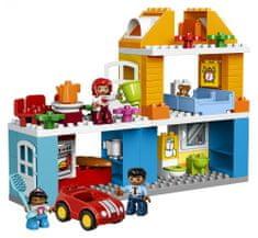 LEGO DUPLO 10835 družinska hiša