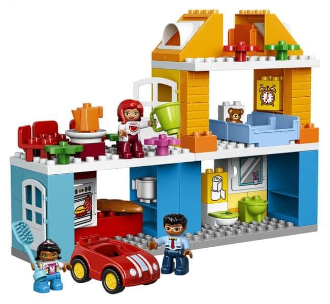 LEGO® DUPLO 10835 Rodinný dům