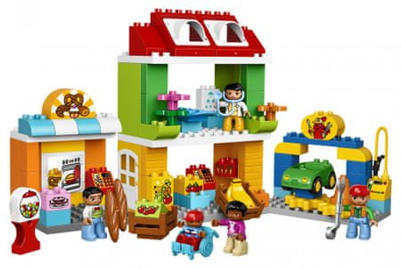 LEGO DUPLO 10836 mestni trg