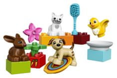 LEGO DUPLO 10838 domači ljubljenčki