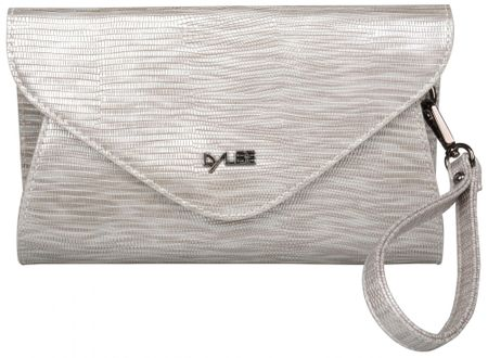 LYLEE ženska torbica Bess srebrna uni