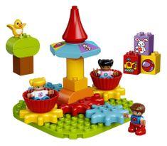 LEGO® DUPLO 10845 - Első körhintám