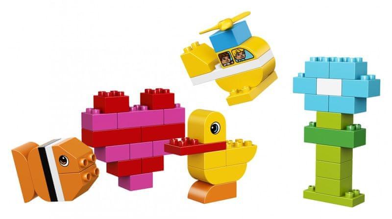LEGO® DUPLO 10848 Moje první kostky