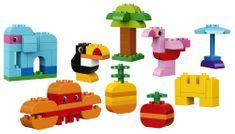 LEGO® DUPLO 10853 Kreatívny box pre staviteľa
