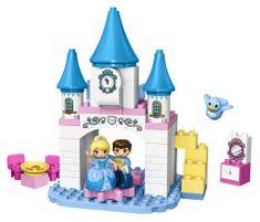 LEGO® DUPLO 10855 Magiczny Zamek Kopciuszka