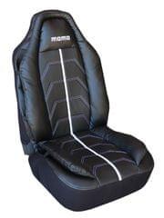 Momo International presvlaka za sjedala Monza, crno-siva SCCUMBG