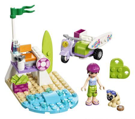 LEGO Friends 41306 Mijin skuter za na plažo