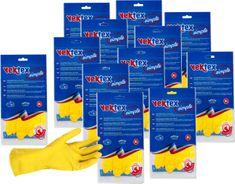 Vektex Simple rukavice, veľkosť XL, 12 párov