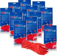 Vektex rokavice Soft, velikost S, 12 parov