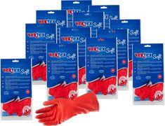 Vektex Soft rukavice, velikost M, 12 párů