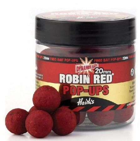 Dynamite Baits Pop-Ups Robin Red 15 mm