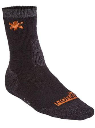 NORFIN Ponožky wool XL