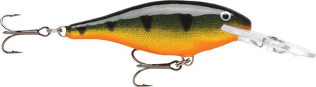 Rapala wobler shad rap shallow runner 5 cm 5 g P