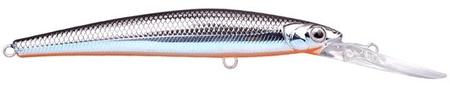 Spro wobler ikiru dd 12 cm 21 g black back