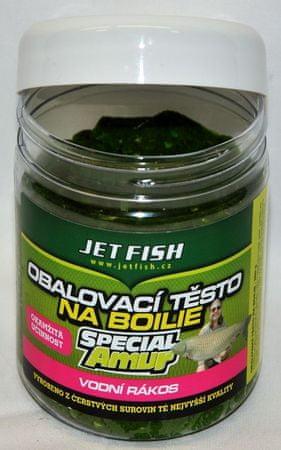Jet Fish Obaľovacie cesto Special Amur 250 g Lúčna Tráva