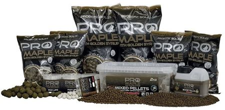 Starbaits Boilie Probiotic Mapple 1 kg, 14 mm