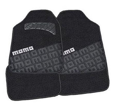 Momo International komplet tepihov, sivo-črni CM008BG
