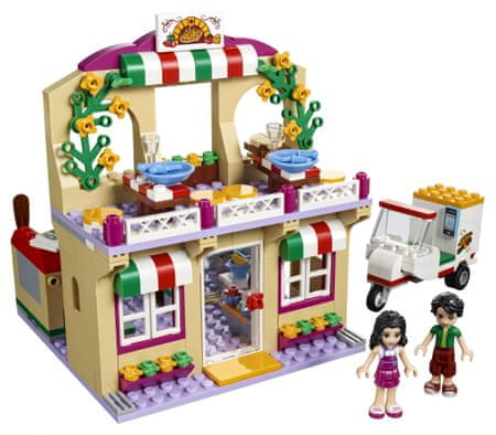 LEGO Friends 41311 Picerija v Heartlaku