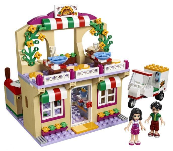 LEGO® Friends 41311 Pizzerie v městečku Heartlake