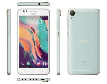 HTC Desire 10 Lifestyle, 16 GB, Polar White