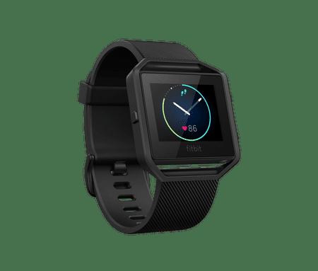 Fitbit Blaze, Black/Gunmetal, Large - rozbaleno