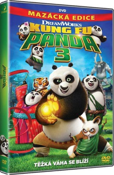 Kung Fu Panda 3 - DVD