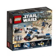 LEGO® Star Wars 75160 U-Wing™ Microfighter