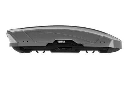 Thule strešni kovček Motion XT, M, Titan Glossy