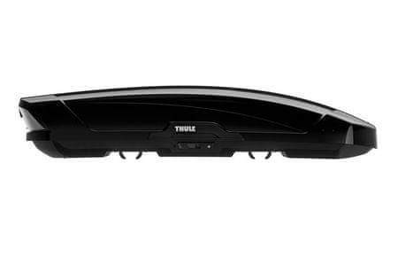 Thule strešni kovček Motion XT, XL, Black Glossy
