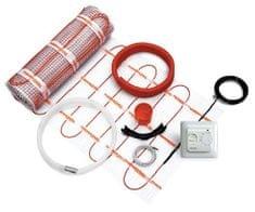 Thermoval set grelna preproga 10 m2, 1700 W + ročni termostat