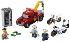 LEGO City 60137 Težave z vlečnim vozilom