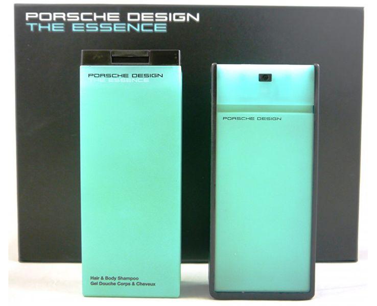 Porsche Design The Essence - EDT 80 ml + sprchový gel 200 ml