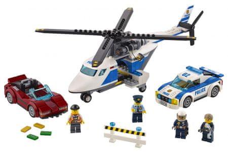 LEGO® City 60138 Hitro zasledovanje