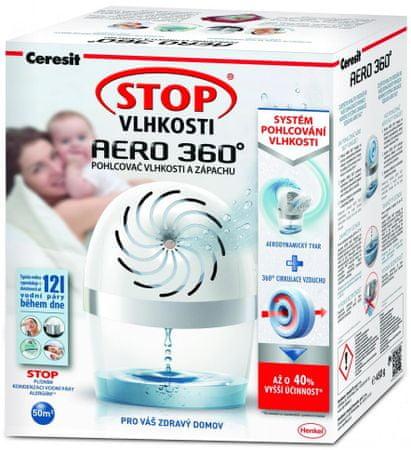 Ceresit Stop wilgoci AERO 360° 450g biały