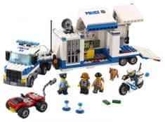 LEGO® City 60139 Mobilné veliteľské centrum