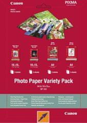Canon foto papir Photo VP-101S, A4 (10 kos), 10 cm x 15 cm (10 kos)