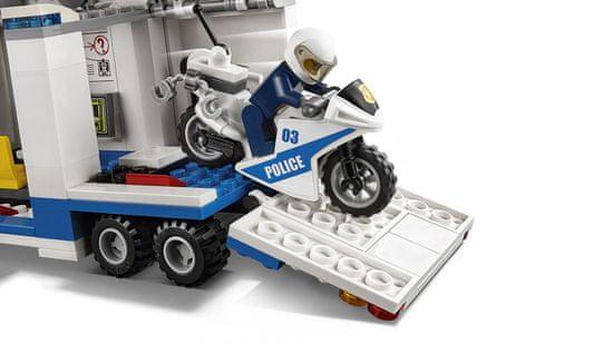 LEGO City 60139 Mobilno poveljniško središče