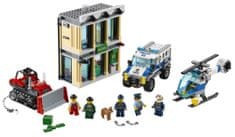 LEGO® City 60140 Buldózeres betörés