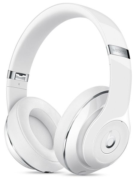 Beats By Dr. Dre Studio Wireless, Leskle Bílá Mp1G2Zm/A