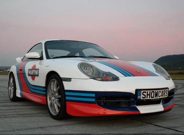 Poukaz Allegria - jízda v Porsche 911 Carrera