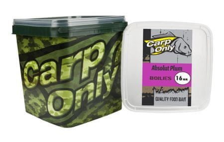 Carp Only Boilies Absolut Plum 3 kg 16 mm