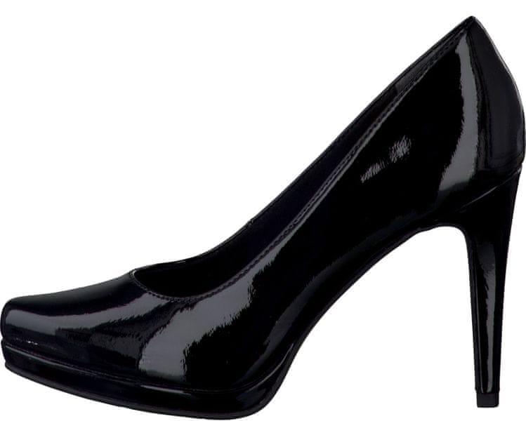 Tamaris dámské lodičky 39 černá