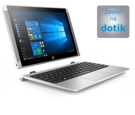 HP prenosnik x2 210 G2 x5-Z8350/4GB/SSD64GB/W10H (L5H43EA)