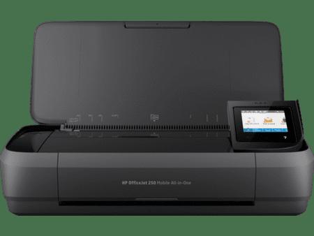 HP tiskalnik OfficeJet 252 mobile