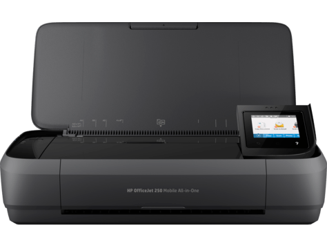 HP Officejet 252 Mobile All-in-one (N4L16C)