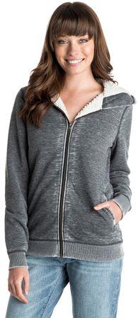 Roxy jopa s kapuco Nothinga, ženska, siva, XL
